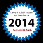 2014 Larry Mauldin Award